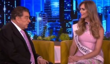 Don Francisco tildado de homofóbico por hacer desplante a Miss España