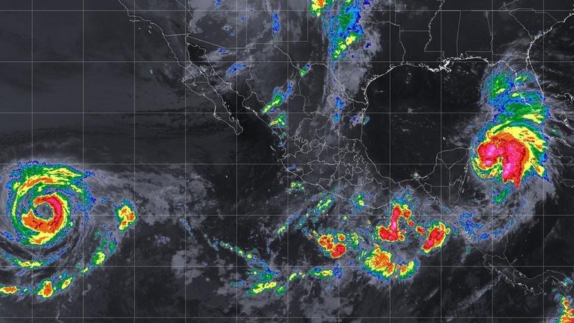 Qué le espera a México por el paso del huracán Michael