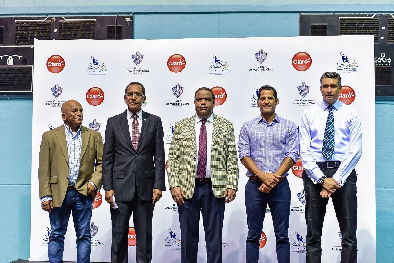 UASD triunfa en partido inaugural de Copa Universitaria Claro de Futsal
