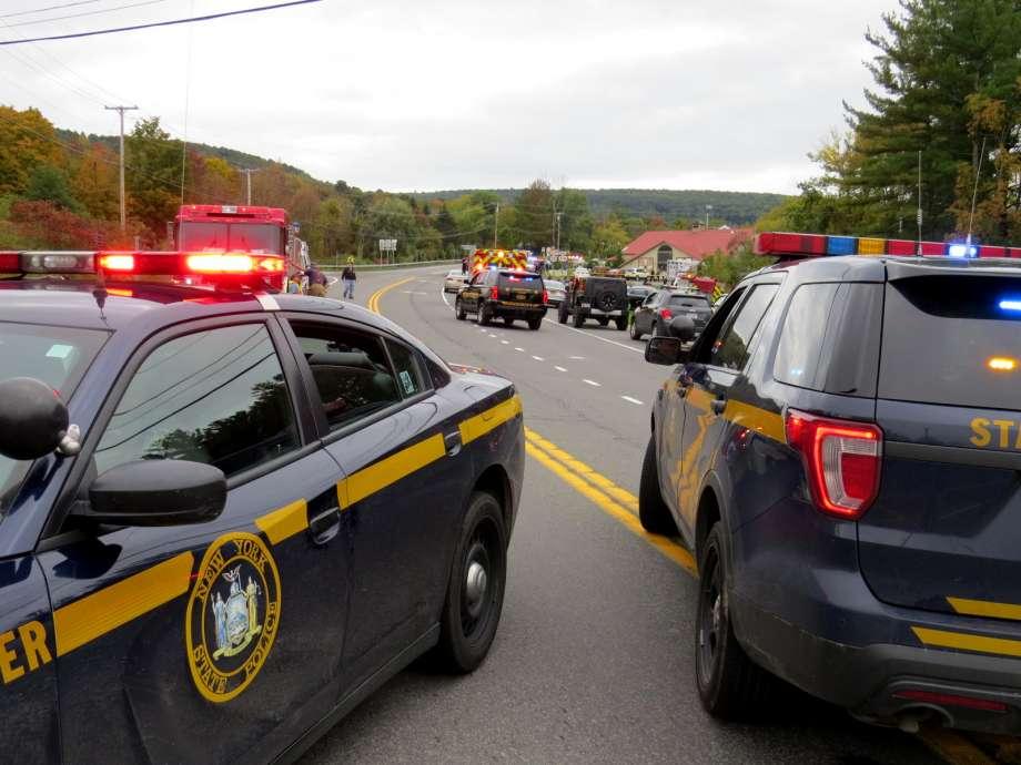 Accidente con una limusina causa 20 muertos en Nueva York