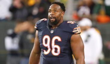 La NFL no suspenderá a Hicks por empujar a un árbitro