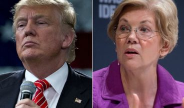 Trump carga contra la senadora Warren y la vuelve a llamar
