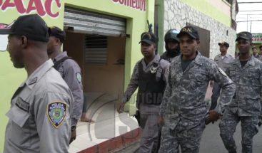 Más de 70 personas detenidas durante operativo PN en Arroyo Hondo