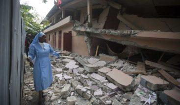 Suben a 12 los muertos y a 188 los heridos tras sismo de 5,9 en Haití