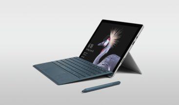Microsoft actualiza con más potencia la Surface Pro y la Surface Laptop