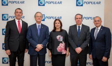 Banco Popular reafirma compromiso de apoyar industria turística