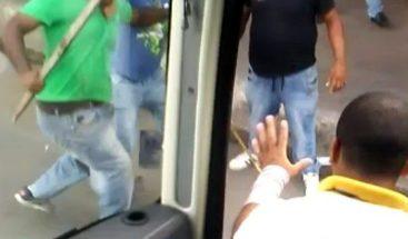 Conocerán medidas de coerción a chóferes acusados protagonizar trifulca