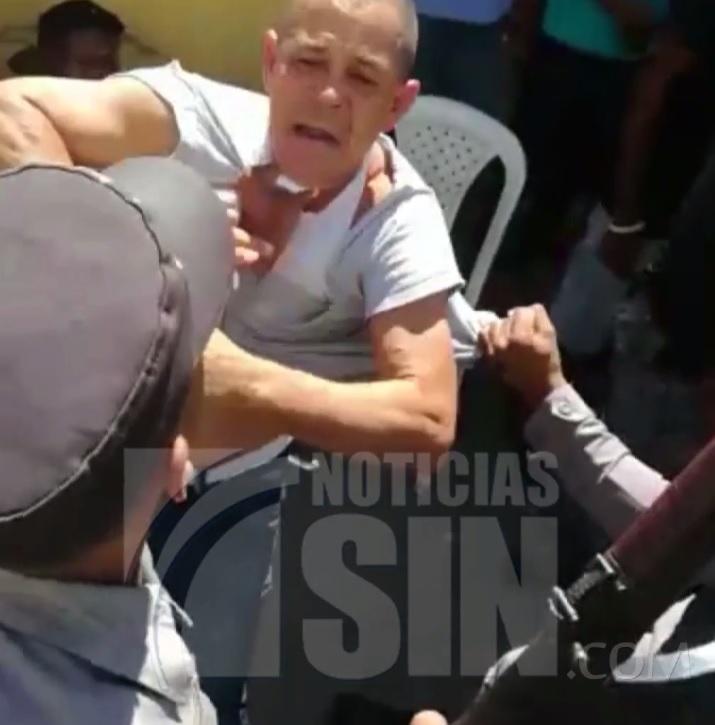 PN advierte actuará contra ciudadanos impiden el arrestos de personas