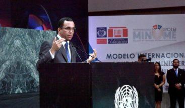 Navarro afirma que la institucionalidad del cambio es transparente
