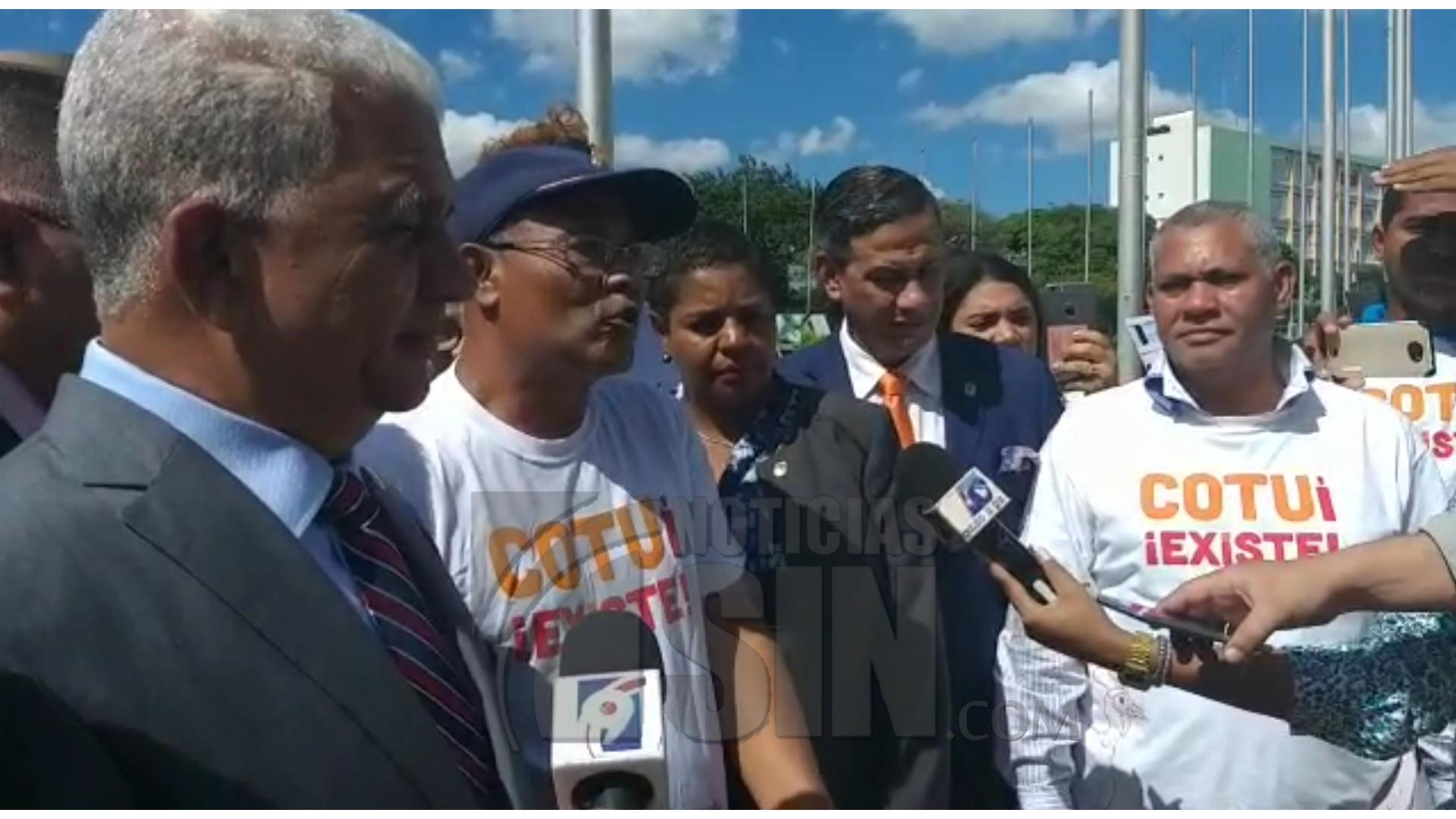 Residentes en Cotuí reclaman mayor presupuesto para sus demarcaciones