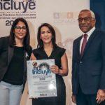 PNUD reconoce APAP por inclusión de discapacitados