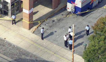 Tiroteo deja varias personas heridas en centro comercial en Filadelfia