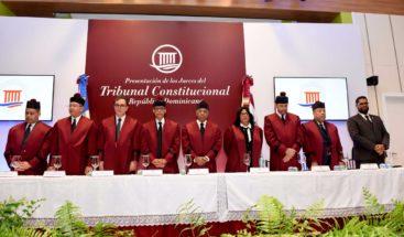 Presidente TC reclama aprobación leyes complementarias