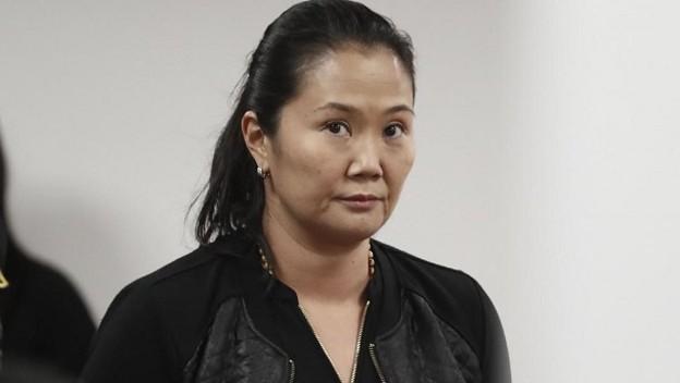 Acusan a Keiko de delito de lavado de activos en organización criminal