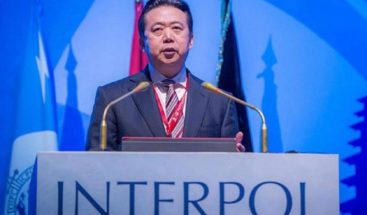 Sin rastro del presidente de Interpol, desaparecido en China