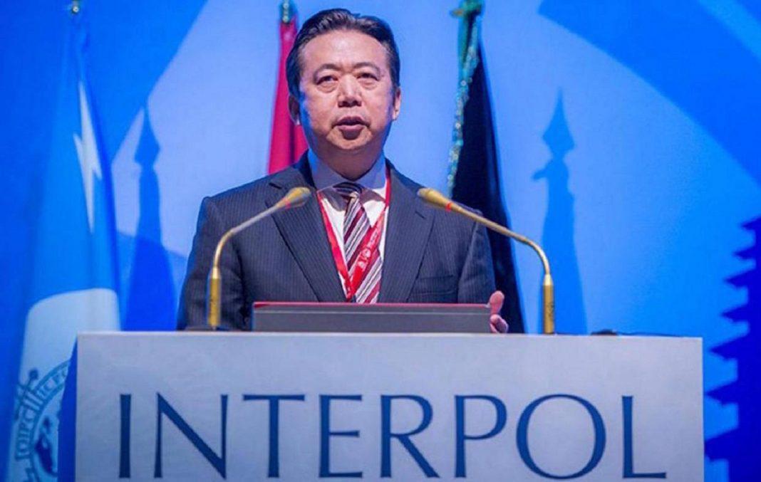 Sin rastro del presidente de Interpol, desaparecido en China