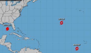 Huracán Michael alcanza categoría 3; avanza hacia la costa de Florida