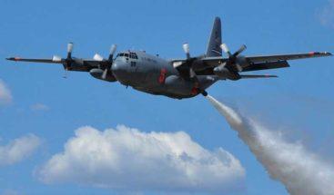 Avión militar C-130J Súper Hércules de EE.UU. se estrella en Afganistán