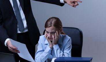 Un mal jefe daña el corazón, según estudio