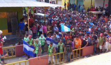 Drama de hondureños que entraron ilegal a México