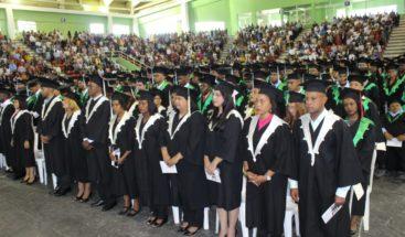 UTESA Santo Domingo celebra su Octogésima Quinta Graduación Ordinaria
