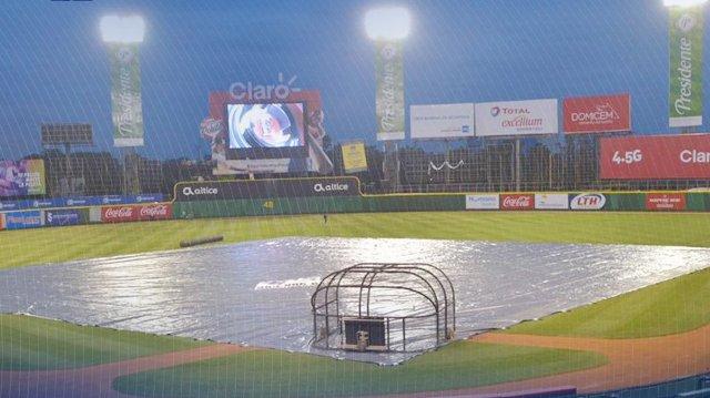Posponen otra vez partido entre Estrellas y Tigres en béisbol dominicano