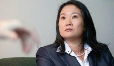 Keiko Fujimori, nueva