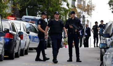 Reportan un posible atentado suicida en la embajada de Irán en Ankara