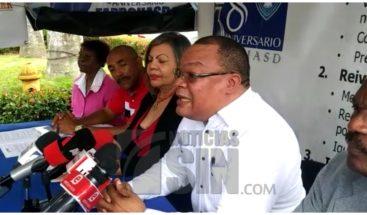 Aumento a presupuesto de la UASD no es suficiente, según FAPROUASD