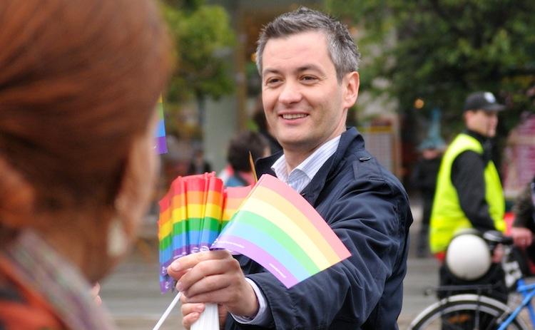 El político gay que quiere cambiar Polonia: