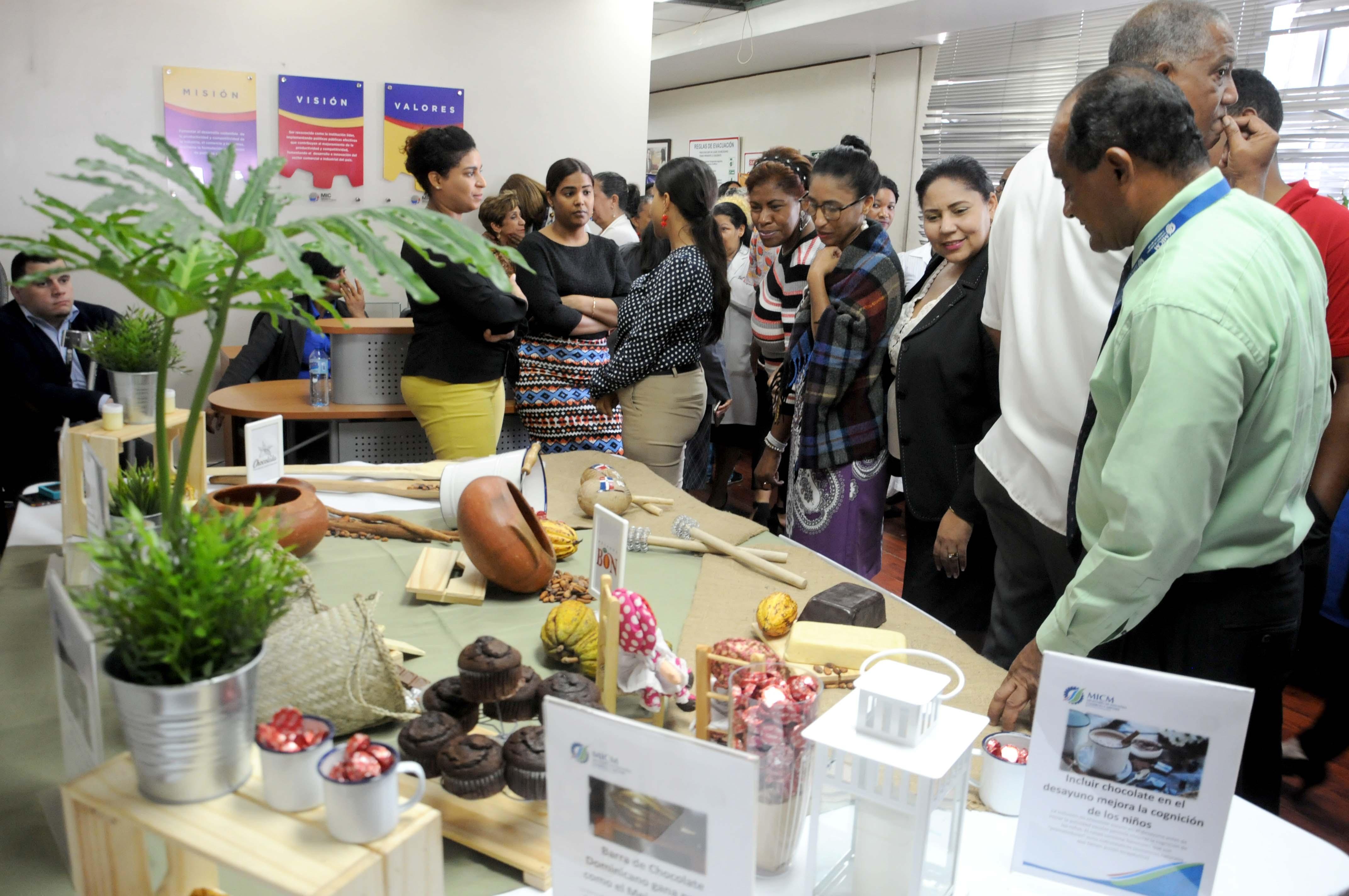 MICM ejecuta iniciativas para fomentar consumo de cacao dominicano