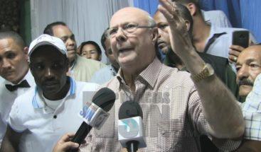 Hipólito Mejía dice son pagadas encuestas dan favorito a Luis Abinader