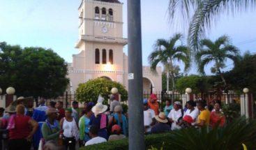 Campesinos de Bayaguaba piden destitución del gobernador Nizio Nicacio