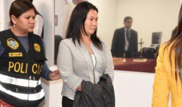 Corte Suprema rechaza recurso de casación presentado por Keiko Fujimori