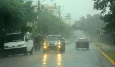 Vaguada provocará aguaceros en varias provincias, según Onamet