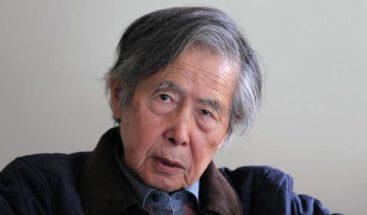 Fujimori ingresa a clínica antes de ejecutar orden de volver a prisión