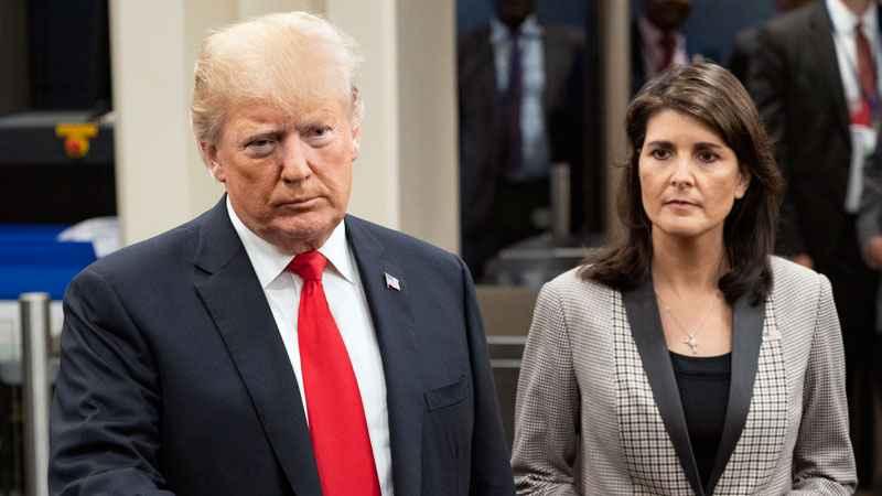 Embajadora EE.UU. en ONU renuncia y deja un vacío en el equipo de Trump