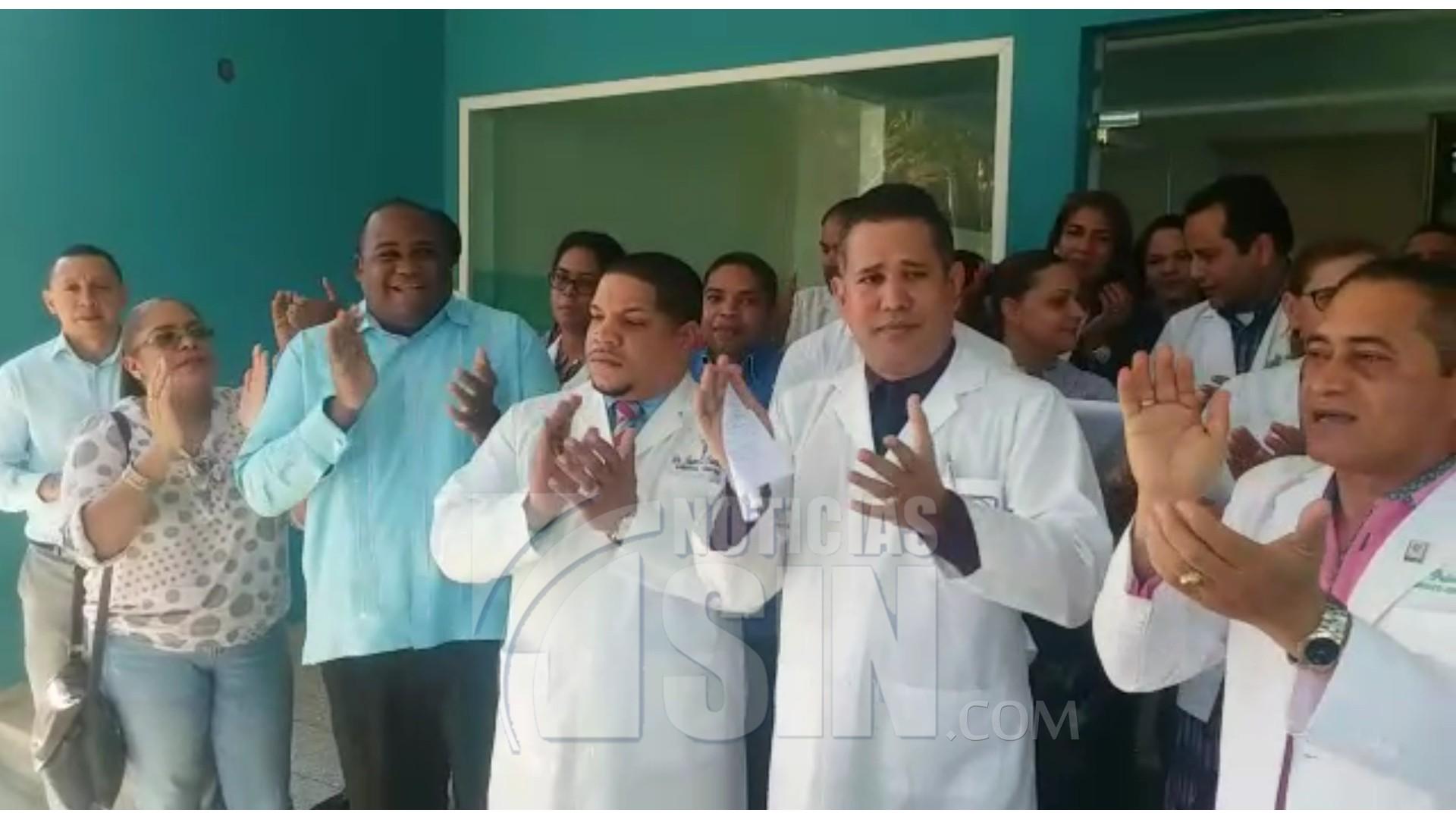 Se cumple segundo día de paro en hospitales de Valverde