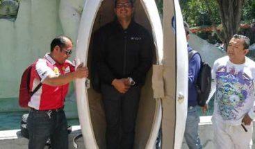Crean cápsula que puede salvar vidas durante un terremoto