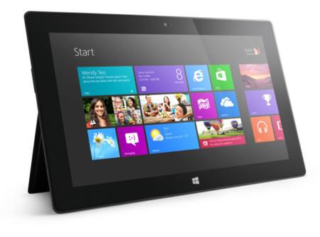 Microsoft presenta tableta híbrida,