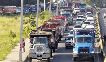 INTRANT prohíbe circulación vehículos de carga durante fiestas navideñas