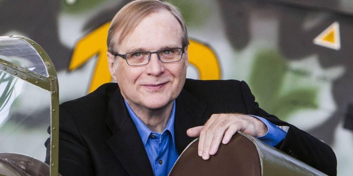 Fallece el cofundador de Microsoft, Paul Allen