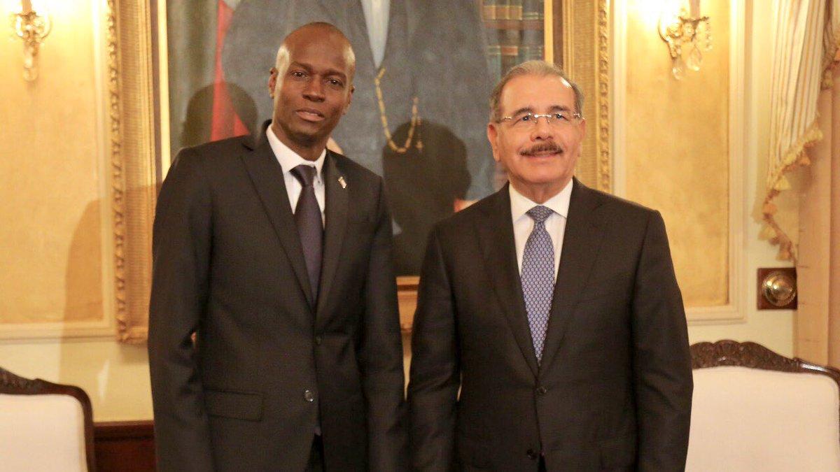 Presidente Medina se solidariza con Haití tras sismo