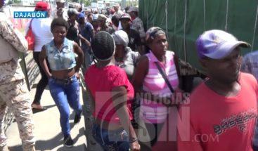 Calma en pueblos haitianos próximo a la frontera norte con RD