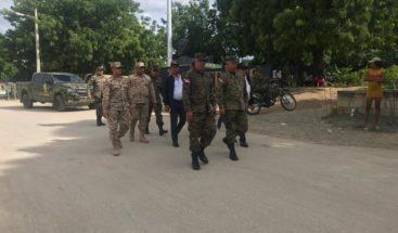 Ejército supervisa zona frontera ante disturbios en Haití