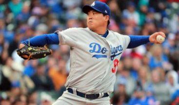 Ryu y Muncy se combinan en victoria que da ventaja a Dodgers ante Bravos