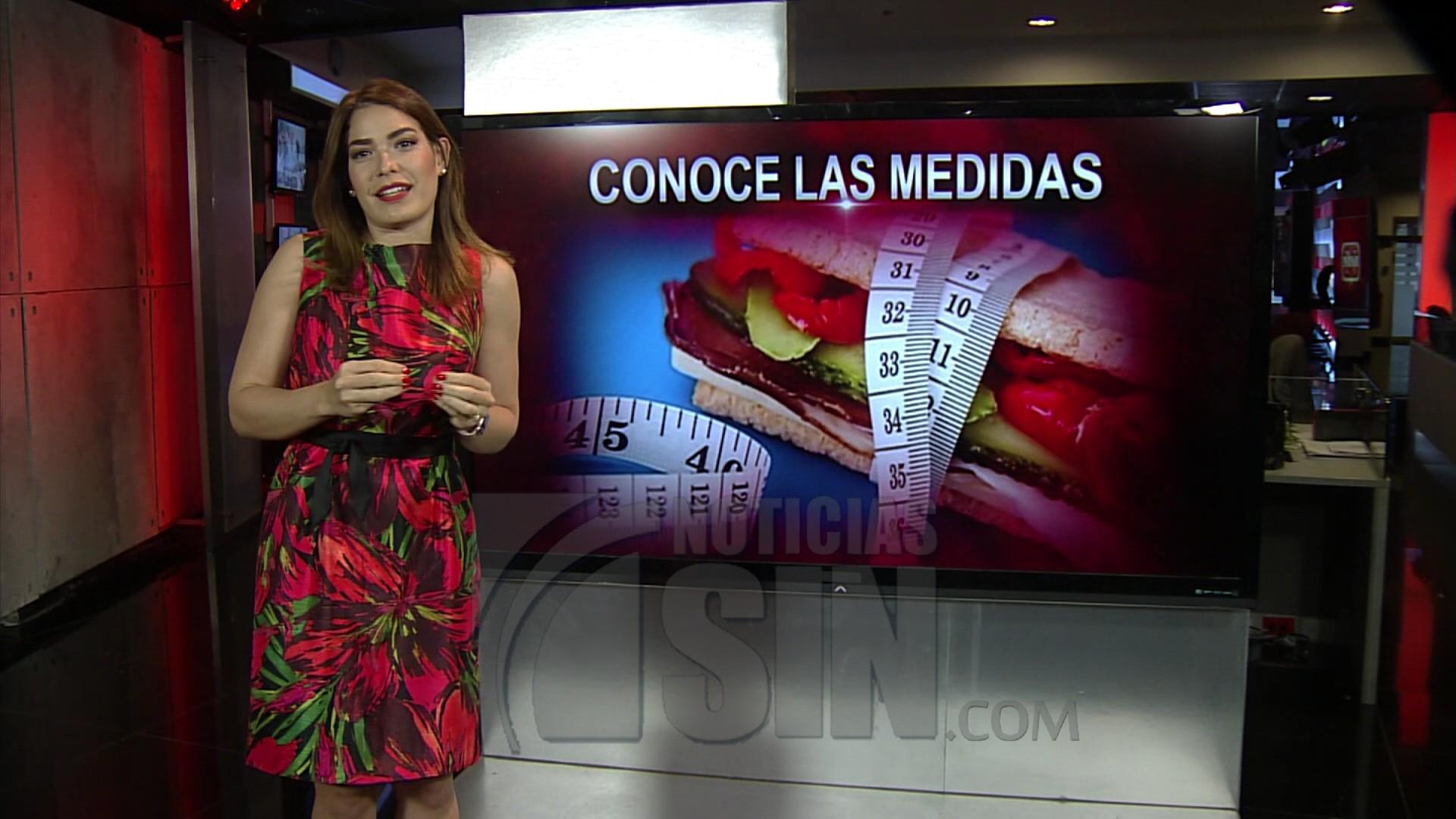 ¿Cómo medir los alimentos para controlar el peso?