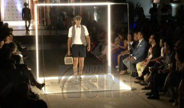 Dominicana Moda 2018 comienza con desfile del diseñador José Jhan