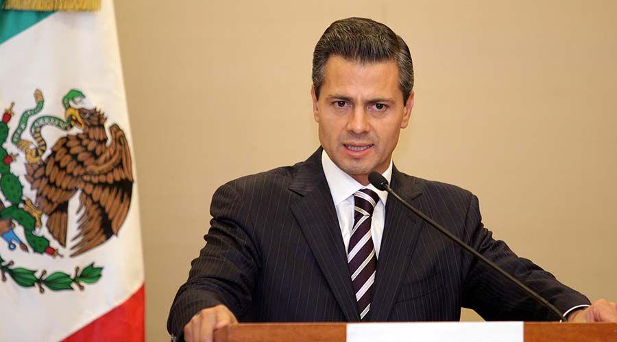 Peña Nieto dice migrantes