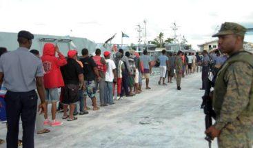 Condenan 124 pescadores dominicanos por pesca ilegal en las Bahamas